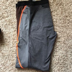 (2) Reebok Men's Leggings